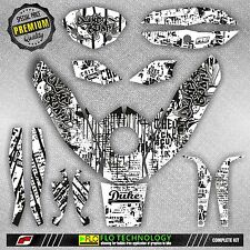KTM DUKE 125 200 390 Graphic kit Motorcycle decals / stickers set