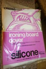 Vintage Sealed Grants Ironing Board Cover Nip Silicone Standard Cover