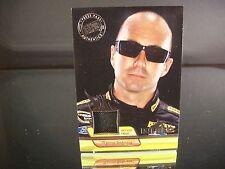 Insert Marcos Ambrose Press Pass Ignite 2012 Card #IM-MA Race-Used Firesuit