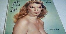 "Julie London ""Julie Is Her Name"" LP Vinyl Record Album"