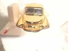 Mint 1949 Mercury Club Coupe 24ct Gold,NEW,SEALED,MINT,''FEW OF A KIND''OWN IT