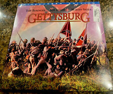 Gettysburg Widescreen Edition (Laserdisc, 1993)