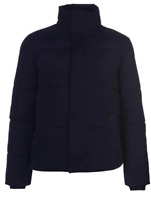CRIMINAL Conor Padded Jacket Navy Mens XL *REF156