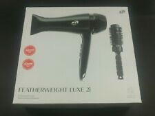 T3 Luxe 2i Professional Featherweight Hair Dryer Black 2 Speed 3 Heat Settings