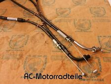 Honda CBX 1000 CB1 1978-1979 Cable Throttle Set A+ B open close Neu Original