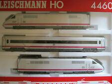 Fleischman HO 4460 Ice triebwagenzug BR 410 001-2/002-0 DB 3 pièces (rg/ag/133s2)