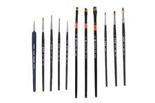 GJSS15 Brush Pen Set For Art Painting Model Tools NEW