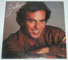 Philippines JULIO IGLESIAS Julio LP Record