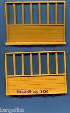 Playmobil---Zwischenwand--- 2 Stück-Aus Set 3120-Reiterhof--Ponyhof