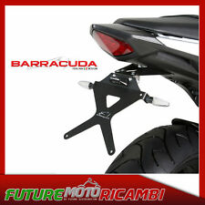BARRACUDA KIT PORTATARGA RECLINABILE HONDA HORNET 600 2007-2008 LICENCE PLATE