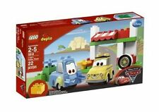 LEGO Duplo 5818 Luigi's Italian Place from the Disney Pixar Cars 2 series New