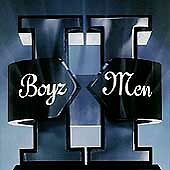 BOYZ II MEN - II (1994 CD) I'll Make Love To You On Bended Knee Thank You HITS