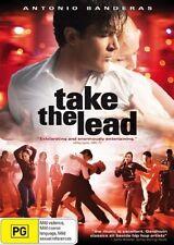 Take The Lead (DVD) Antonio Banderas - Region 4 - Very Good Condition