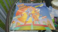 MECO music inspired by Star Wars and other galactic funk Lp RECORD DISCO 1977