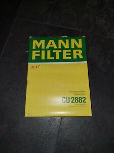 MANN CU2882 Cabin Filter