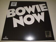 David Bowie: NOW LP, 180 Gram WHITE Vinyl, RSD 2018