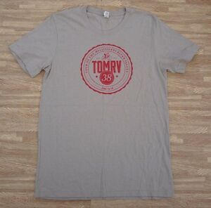 TOMRV Tour of the Mississippi River Valley Shirt ~ Men's Small S ~ 38 Cycling