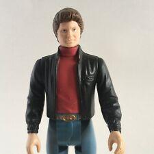 Michael Knight Action Figure Kenner 1986 Knight Rider Tv Show David Hasselhoff