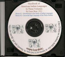 Handbook of Indian Languages + Universal Sign Language