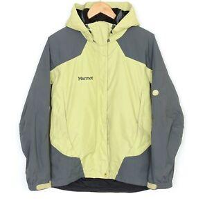 MARMOT Hooded Waterproof Skiing Snowboarding Jacket Women Size M MJ1207