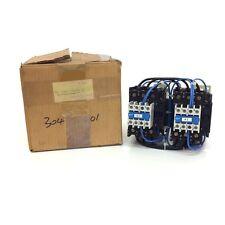 Reversing Contactor CAUM3-37-11P Sprecher+Schuh 250VDC 20kW NC CA3-37-N-11