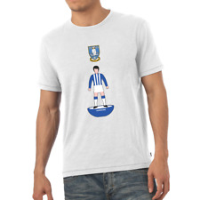 Sheffield Wednesday F.C - Personalised Mens T-Shirt (PLAYER FIGURE)