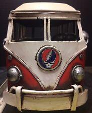 "VW Bus T1 Metal Toy Austria Grateful Dead "" Going Down The Road""."