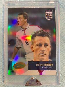 2004 eTopps JOHN TERRY Soccer English Football England 1308 print Uncirculated