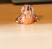 """DRAGON HUNTERS DRACCO HEADS METALLIC GOLD """"KING OF DRAGONS"""" Extremely Rare"""