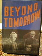 Beyond Tomorrow 1940 Harry Carey Holiday Classic New DVD Christmas  Drama Ghosts