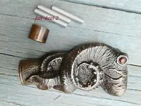 SOLID aluminium Octopus HANDLE DESIGN VINTAGE FOR WALKING STICK CANES SHAFT GIFT