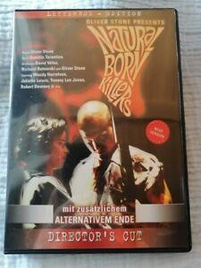Oliver Stone Presents Natural Born Killers (Directors Cut) - DVD - FSK 18
