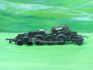 Triang Hornby Princess Class loco 4-6-2 chassis & motor