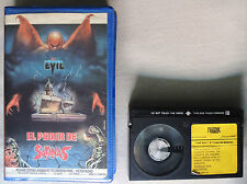 THE EVIL 1978 1984 PROFECIA DIABOLICA PODER SATANAS FESTIVAL VIDEO BETA ESPAÑA
