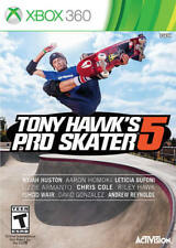 Tony Hawk Pro Skater 5 - Standard Edition Xbox 360 New Xbox 360, Xbox 360