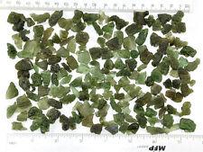 150grams Moldavite Moldavites wholesale lot (sort 0-2gram) #LOT347