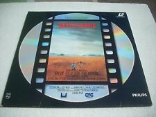 GRIDO DI LIBERTA' -  doppio disco / IL FILM Italia laserdisc