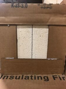 Insulating FireBrick  Thermal Ceramics K-23  (10 pack)
