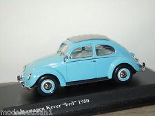 VW Volkswagen Kever Bril 1950 van Minichamps 1:43 in box *14390