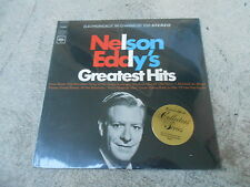 NELSON EDDY-GREATEST HITS-LP-VINYL-COLUMBIA ACS  9481-FACTORY SEALED-NEW