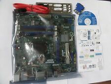 New Intel DQ77MK BLKDQ77MK,  LGA 1155, Q77, Micro ATX with accessories