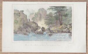 1836 print SAN MATEO RIVER, METRO MANILA, PHILIPPINES (#289)