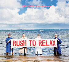 Eddy Current Suppression Ring - Rush To Relax NEW CD