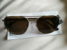 Dunhill Sunglasses SDH001 Polarized Lenses - New - RRP £300
