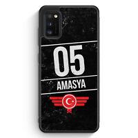 Amasya 05 Silikon Hülle für Samsung Galaxy A31 Motiv Design Türkei Türkiye Tü...