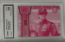 2013 PRESS PASS JUSTIN LOFTON MAGENTA COLOR PROOF #63 GEM MT 10 BY GMA NICE CARD