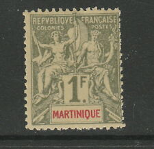 Martinique Scott# 51 Mint