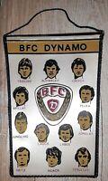RAR Wimpel BFC Dynamo Berlin Ende 70er Mannschaft DFV DDR Oberliga MfS Fussball