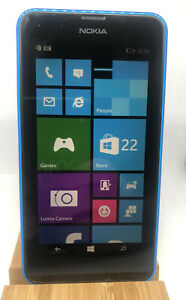 Nokia Lumia 635 (RM-974) 8GB 4G LTE Blue (Cricket) Excellent Condition #8(27/17)