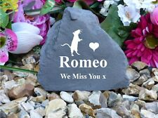 Garden Rock (Stone effect) - Personalised - Weatherproof - Small - Rat